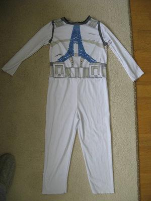 Новогодний карнавальный костюм Clone Trooper Star Wars Звездные воины