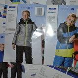 Зимняя, лыжная, термо куртка р. 164 см. Германия.
