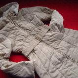 Фирменное пальто куртка,осень-зима