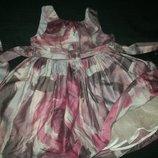 Красивое платье Некст 1.5-2г