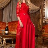 Очень элегантное вечернее платье, 744