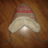 Теплая шапка , утеплитель- Thinsulate 40 gr, one size очень мягкая внутри