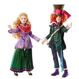 Коллекционная кукла Алиса в Зазеркалье Шляпник Джонни Депп Disney Alice through the looking glass