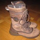 Ботинки-Сапоги спортивного типа Geox р.38, по стельке 24,5см