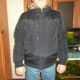 теплая мужская куртка Аляска из Америки