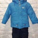 Куртка и полукомбинезон Kiko, размер 92