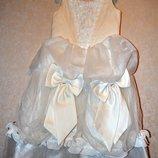 Платье нарядное бу