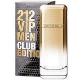 Carolina Herrera 212 VIP Men Club Edition 100 мл для мужчин для любой поры года
