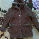 Куртка женская зимняя, разм.48-50, в отличном состоянии
