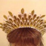 Сказочная корона, 9 лепестков
