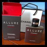 Chanel Allure Homme Sport Eau Extreme 100 мл для мужчин весна