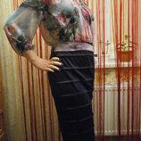 Великолепное женское платье на все случаи. размер 48-50, замеры