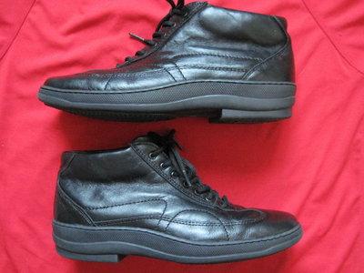 Digi 42, 27 см кожаные деми ботинки мужские Италия
