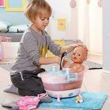 Интерактивная ванночка с пеной для куклы Baby born Zapf Creation 822258