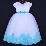 Детские нарядные платья Быстрый сбор