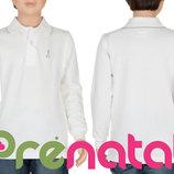 Поло на длинный рукав для мальчика 2-6 лет фирмы Prenatal Италия
