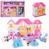 Детский Домик Для Кукол Window Box WD-922C