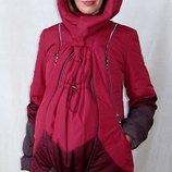 Куртка Ямама-Фьюжн Вишневый Триколор 4-в-1 размер 50