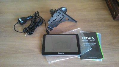 GPS навигатор с видеорегистратором Tenex 70E Libelle