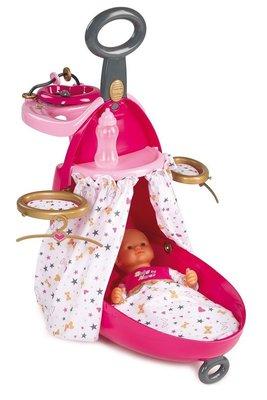 Игровой Набор Раскладной чемодан Baby Nurse Smoby 220316
