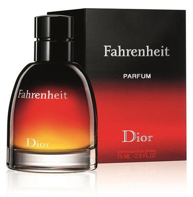 Christian Dior Fahrenheit Le Parfum 100 мл для мужчин осень,зима