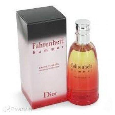 Christian Dior Fahrenheit Summer 100 мл для мужчин лето