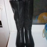 Продам новые зимние сапоги европейка,размер 39 идут на 38.