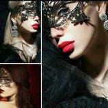 Маска эротическая, маска карнавальная,маска для игр