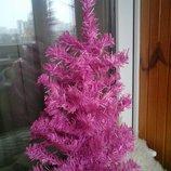 Цветные большие оригинальные Елки Новый год новогоднее елка декор украшение дом интерьер подарок