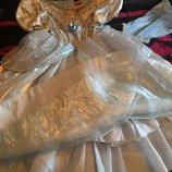 Шикарное платье принцессы золушки