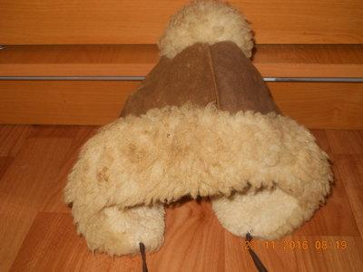 Продано: Зимняя шапка