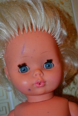 Винтажная коллекционная анатомическая кукла,пупс Запф,германия,zapf Гдр