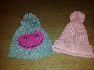Красивые шапочки теплые и нарядные