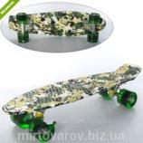Скейт MS 0748-2 пенни борд Penny Board