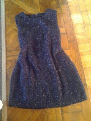 Теплое платье большой размер
