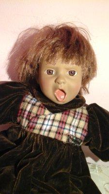характерная кукла36см