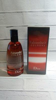 Christian Dior Fahrenheit Cologne 100 мл для мужчин