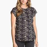 Блуза для беременных Н&м Мама футболка