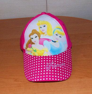 Красивая кепка Disney для девочки 3-5 лет, 50-52 см