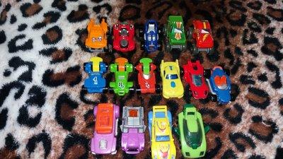 Киндеры игрушки фигурки машинки
