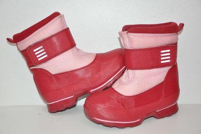 Lands end р. 11 стелька 18 см термо сапоги зимние Thermolite ® ботинки