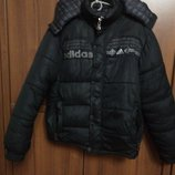 Куртка зимняя на подростка13-14 лет. Отдам за вашу цену.