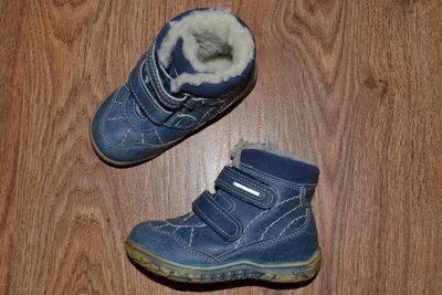 Р - 23 G стелька - 14.5 см. Зимние ботинки фирменные оригинал