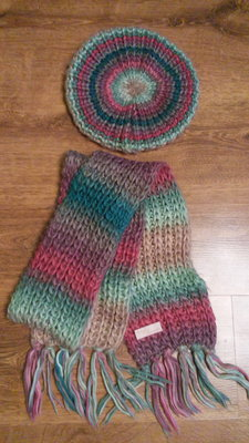 Комплект берет и шарф Accessorize