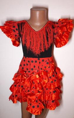 Карнавальное платье р.98