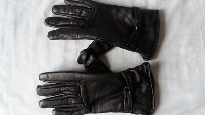 Кожаные перчатки р.7 Германия