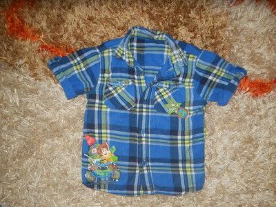 Рубашка george 4-5лет 110-116см