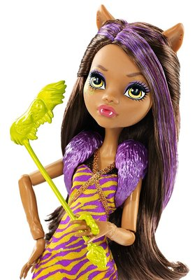 Кукла Monster High Dance The Fright Away Clawdeen Wolf Кладин Вульф Танцы без страха клодин вулф