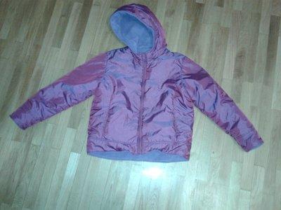 Продано: Куртка зимняя двухсторонная