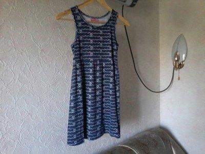 Платье на девочку фирмы Young Dimension возраст 7-8 лет размер 128